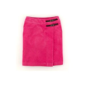 Boden Pink Corduroy kilt skirt size US 12